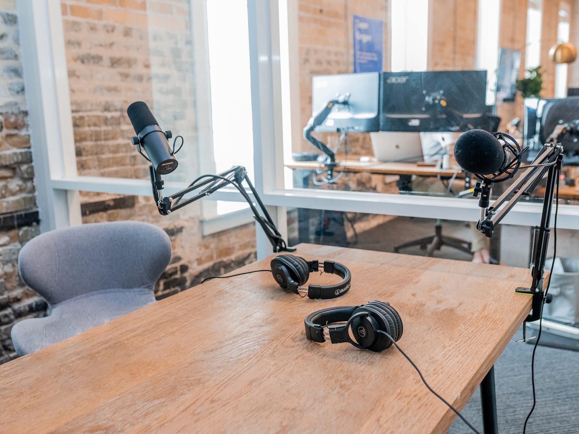 podcast station