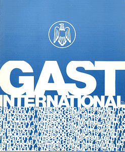 GAST expands internationally