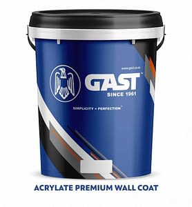 premium wall paint bucket