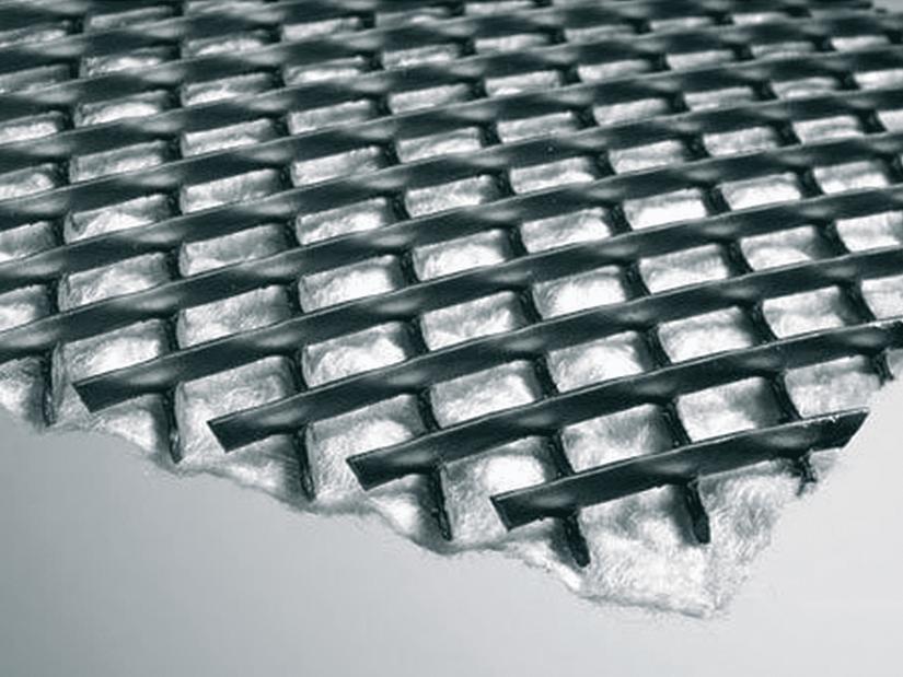 Geocomposites close-up