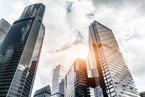 sky scraper buildings