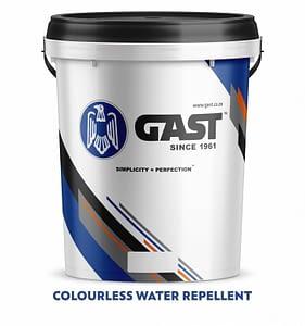 cwr colourless water repellent bucket